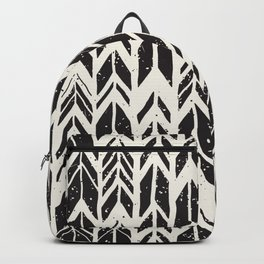 Ethnic Arrows Backpack