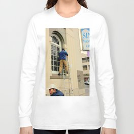 Hello Up There Long Sleeve T-shirt