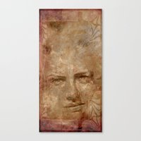 art nouveau Canvas Prints featuring Art Nouveau by ARTito