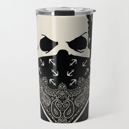 Cover your Mouth Travel Mug