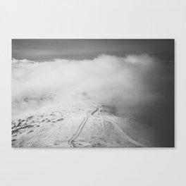 Mountain refuge Canvas Print