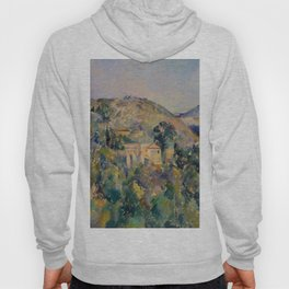 "Paul Cezanne ""View of the Domaine Saint-Joseph"" Hoody"