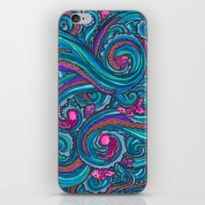 Take Me To The Ocean iPhone & iPod Skin