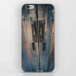 grain iPhone Skin