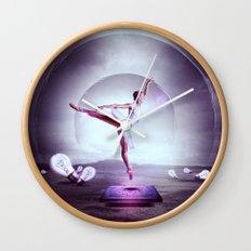 Beyond The Frame Wall Clock