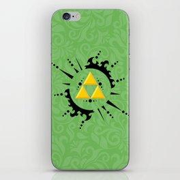 Triforce Zelda iPhone Skin