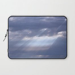 Bless Us O Lord Laptop Sleeve