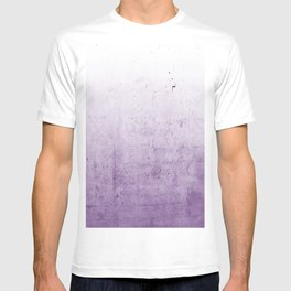 Radiant Orchid Purple Ombre  T-shirt