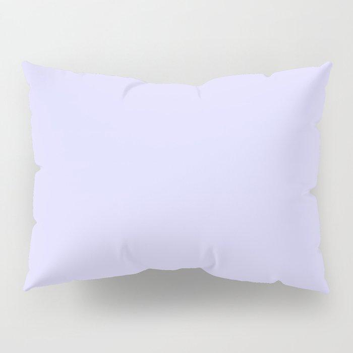 Simply Periwinkle Purple Pillow Sham