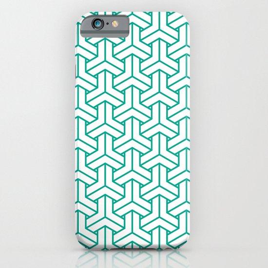 bishamon in emerald iPhone & iPod Case