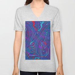 swirls, brp Unisex V-Neck