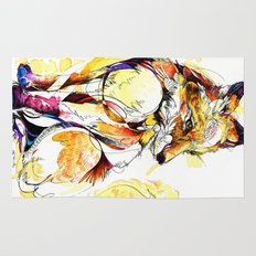 Fox Flow Rug