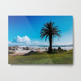 """""""Camps Bay, South Africa"""" Metal Print"""