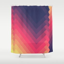 Disillusion Shower Curtain