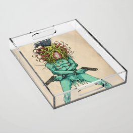Eye-Pop Assassin Acrylic Tray