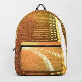 WHERE ARE WE GOING? Backpack