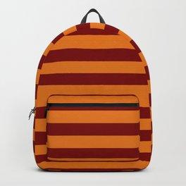 rome flag stripes Backpack