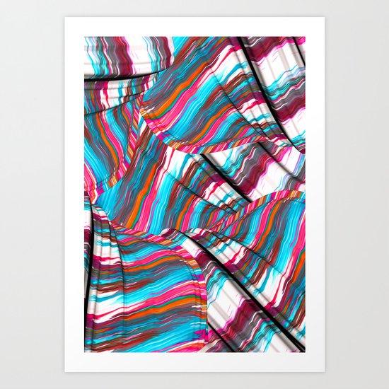 Long live Art Print
