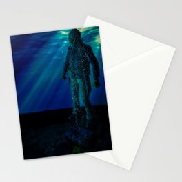 Only way to kill Jason is to send him back to his original resting place where he drowned in 1957... Stationery Cards