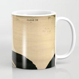 Squelette de coq Coffee Mug