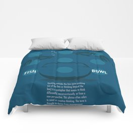 Lateral Thinking Comforters
