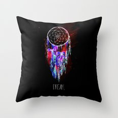 Dream - Night edition Throw Pillow