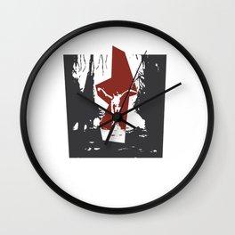 Fiddlesticks - The Harbinger of Doom Wall Clock