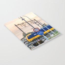 Sunrise Commute Notebook