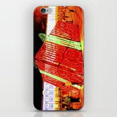 MERRY CHRISTMAS HUMAN. iPhone & iPod Skin