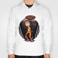 star lord Hoodies featuring Star Lord, man! by LitYousei