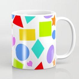 Shapes and Colors Coffee Mug