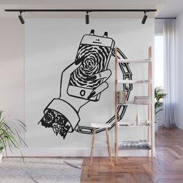 Antisocial Wall Mural