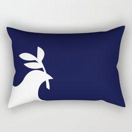 Dove Rectangular Pillow