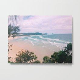 Fraser Island Metal Print
