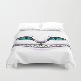 CHESIRE SMILE Duvet Cover