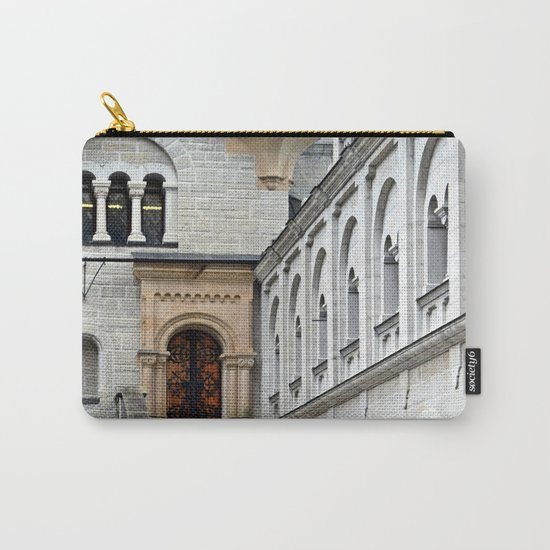 Tinted Doorway Carry-All Pouch