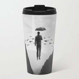 Journey to the Unknown Travel Mug
