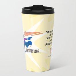 Captain CEO Travel Mug