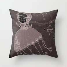 Anything I'm Not Throw Pillow