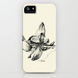 Hazelnuts iPhone Case