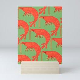 Shrimp Mini Art Print