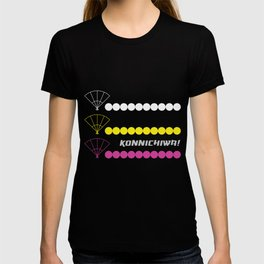 Konnichiwa 3 T-shirt