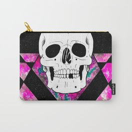 Sacred Geo Skull Carry-All Pouch