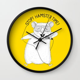 Hamster singing MC Hammer | Animal Karaoke | Yellow Wall Clock