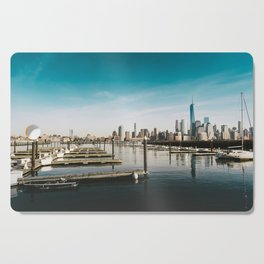 Silent City View - NYC Cutting Board