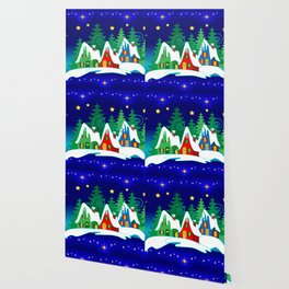 Home for the Holidays Picture,Christmas and Holiday Fantasy Collection Wallpaper
