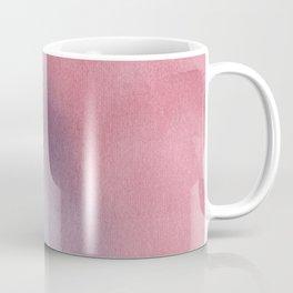 Abstract Blush pink Navy blue print Coffee Mug