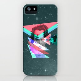 galactic implosion iPhone Case