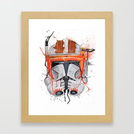 Cody Framed Art Print