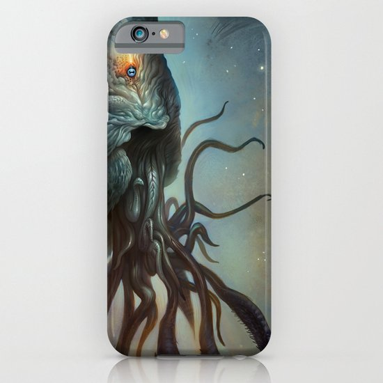 Yawanpok the Void Menace iPhone & iPod Case